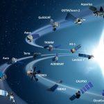 ایران ۳ ماهواره به فضا پرتاب خواهد کرد