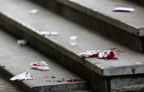 فرد فوت شده در ورزشگاه ارتباطی به درگیریها ندارد