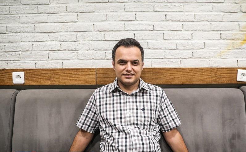 بیوگرافی حمید محمدی (مجری جدید برنامه فوتبال۱۲۰)