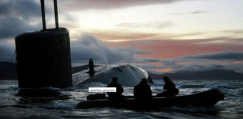 کوکائین و ملوانان زیردریایی کشور دزدان و راهزنان بزرگ (GBR)
