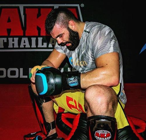 امیرعلی اکبری به سازمان UFC پیوست