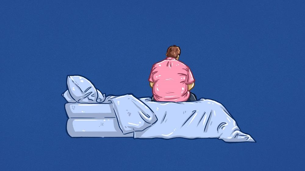 بیماریهایی که شما را بیخواب میکنند