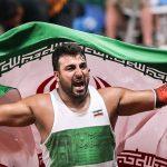 کسب سهمیه المپیک ۲۰۲۰ توکیو توسط احسان حدادی