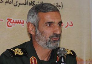 سردار سپاه: ایران چهارمین قدرت موشکی دنیا است