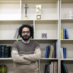 امین عظیمی مدیر واحد «ارتباطات، آموزش و پژوهش» مجموعه تئاتر شهر شد