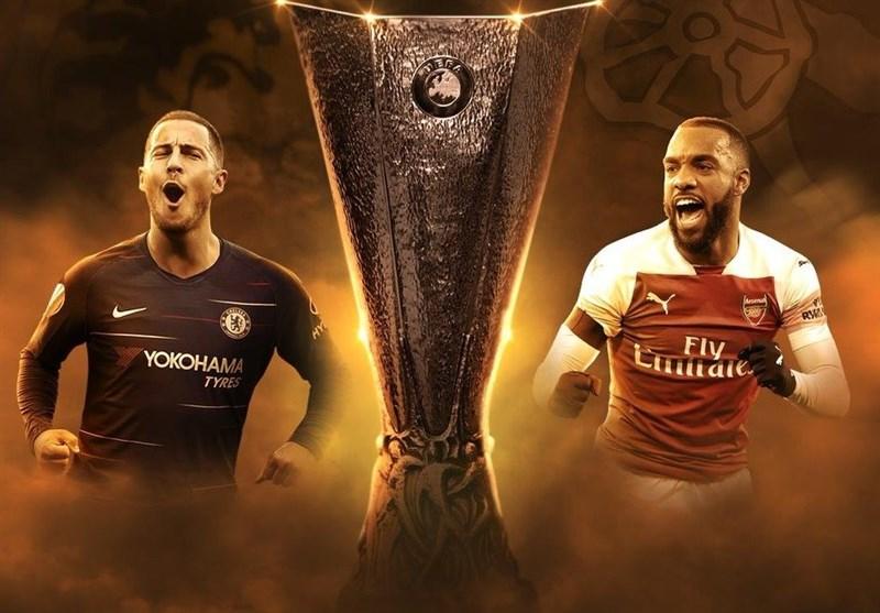 فینال تمام انگلیسی لیگ اروپا امشب بین دو تیم لندنی برگزار خواهد شد.