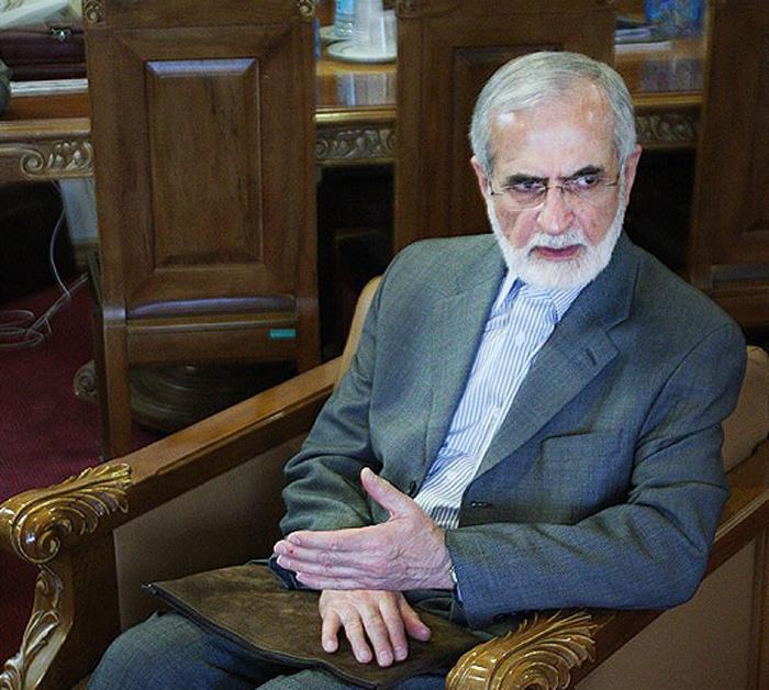 در سفر رئیس شورای روابط خارجی ایران به فرانسه چه می گذرد؟