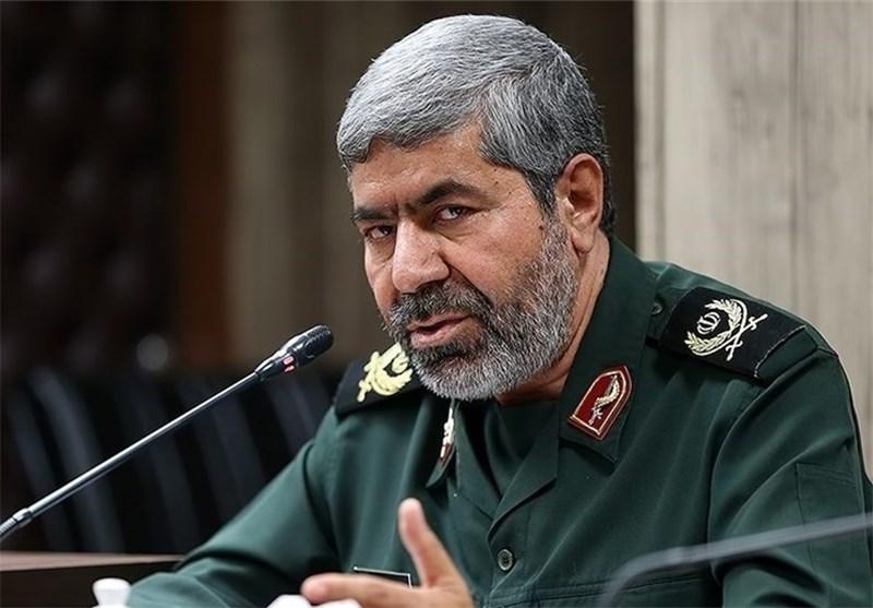سخنگوی سپاه: نقشه جدید دشمن ایجاد جنگ روانی علیه ملت ایران است