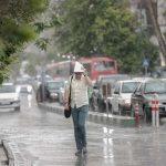 پیش بینی باران و صاعقه ۵ روزه در ۱۵ استان