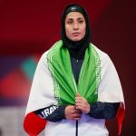 لیگ برتر کاراته وان چین عباسعلی چهارمین مدال برنز ایران را کسب کرد