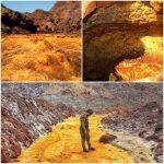 رودخانه طلا در ایران