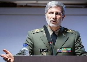 وزیر دفاع: ایران در حراست از منافع ملی خود هرگز مسامحه نخواهد کرد