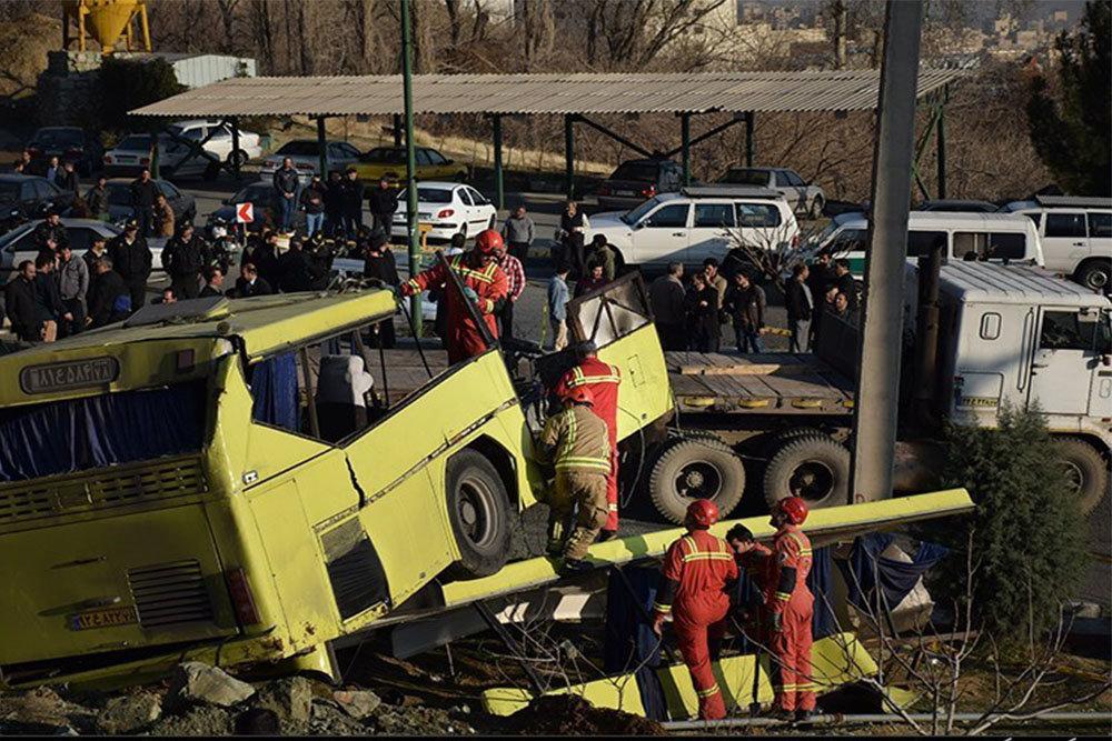 دانشگاه آزاد در حادثه واژگونی اتوبوس مقصر است