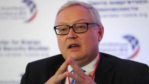 ریابکوف: استدلال ایران برای توقیف نفتکش از استدلال مقامات جبلالطارق و انگلیس قانعکنندهتر است