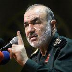 فرمانده کل سپاه: علت زوال عقل سیاسی آمریکا «فقدان یک رهبری کاریزماتیک» است
