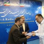 انتصاب فرمانده بسیج حوزه معاونت صدای رسانه ملی