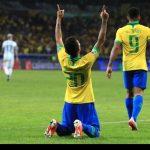صعود برزیل به فینال با شکست آرژانتین