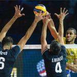 واکنش FIVB به باخت تیم ملی والیبال ایران مقابل برزیل