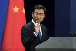 پاسخ صریح چین به تهدید آمریکا درمورد خرید نفت ایران