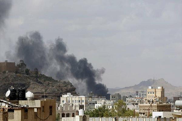 حملات خمپارهای سعودیها به «الحدیده» یمن
