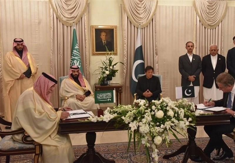 عربستان سعودی فروش نفت نسیه به پاکستان را آغاز کرد