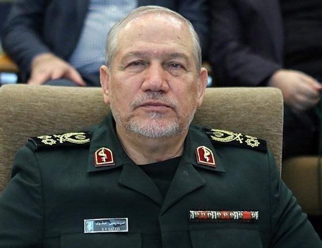 سرلشکر صفوی: لانه جاسوسی آمریکا و رژیم عراق پشت سر بحران کردستان بودند