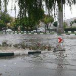 هشدار وقوع طوفان/ بارش باران در برخی استانها
