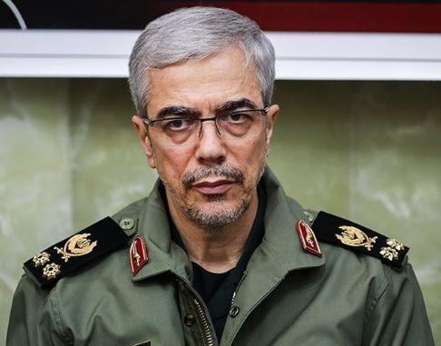 پیام سرلشکر باقری به وزرای دفاع و رؤسای ارتشهای کشورهای اسلامی درباره معامله قرن