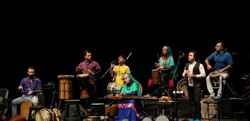 دومین شب جشنواره موسیقی فجر