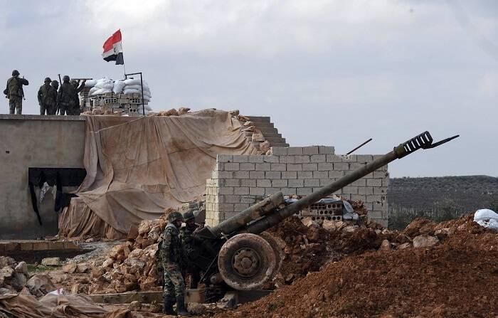 تحولات میدانی استان ادلب سوریه پس از ۴۸ ساعت درگیری سنگین و نفسگیر