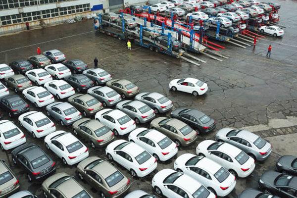 سقوط ۹۲ درصدی فروش خودروی چین به علت شیوع کرونا
