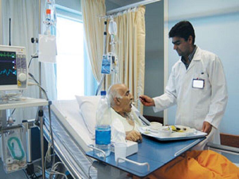 سوء تغذیه بیمارستانی در همه کشورها وجود دارد