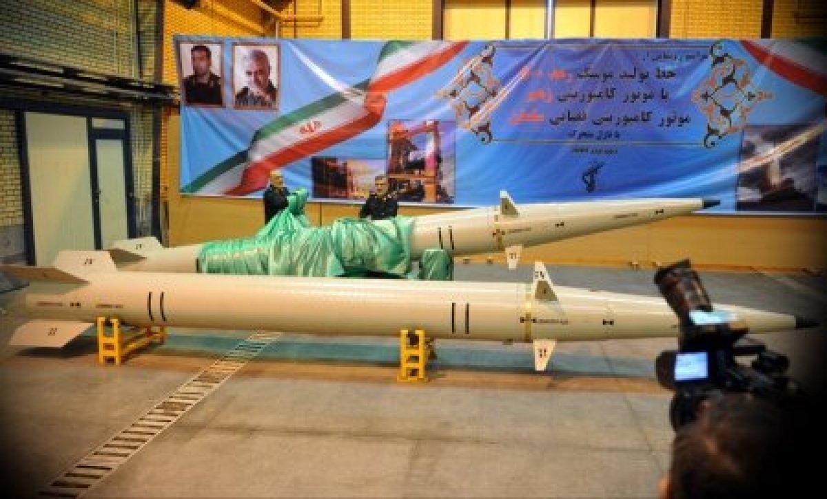 """رونمایی از """"موشک رعد ۵۰۰ """" و نسل جدید پیشرانهای موشکی و ماهواره برها"""