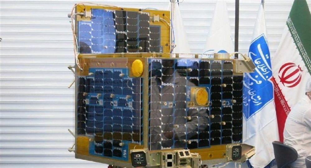 ماهواره ظفر امروز پرتاب میشود