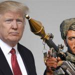 گفتوگوی تلفنی ترامپ با یکی از رهبران طالبان