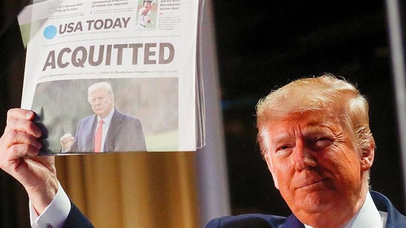 صحنهای تحقیرآمیز و شوم برای دونالد ترامپ؛ سرنوشت کارتر و بوش پدر در انتظار ترامپ؟
