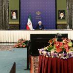 روحانی: نمیتوانیم اقتصاد کشور را تعطیل کنیم؛ مردم به تبلیغات دشمنان توجه نمی کنند!