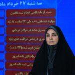 آمار کرونا در ایران، ۲۱ تیر ۹۹/شناسایی ۲۳۹۷ بیمار جدید/ ۱۸۸ نفر دیگر فوت شدند