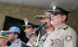 جانشین فرمانده کل ارتش: آمریکاییها در پی حل مشکلات داخلی خود باشند