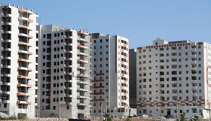 کیش و مات پیشفروشکنندگان مسکن/ ساخت و ساز مسکونی متری چند؟!