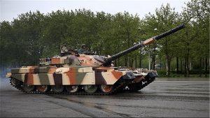 کدام تانک ایرانی قابلیت دور در جا را دارد؟ + تصاویر