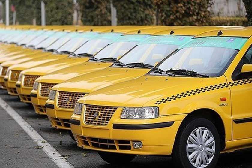 جریمه ۲۰ و ۱۰۰ هزار تومانی برای ماسک نزدن در تاکسی