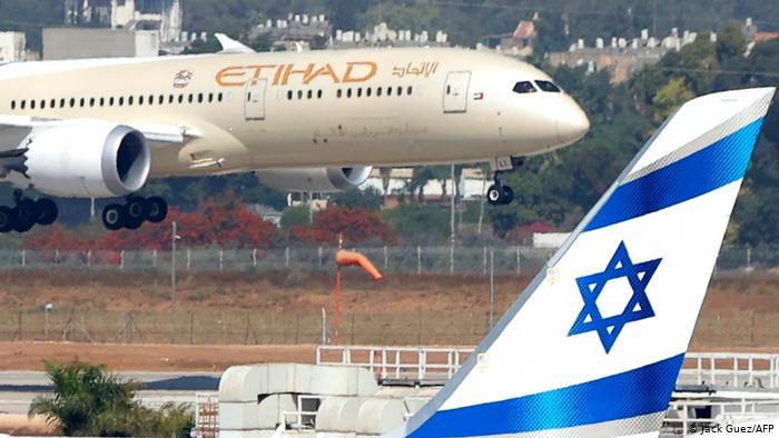 ورود اولین گردشگران اسرائیلی به دبی