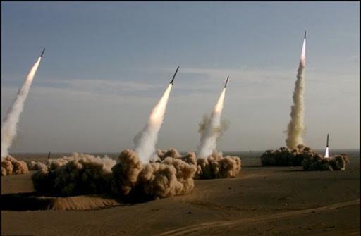 اقیانوس هند زیر سایه موشکهای بالستیک سپاه/ اهداف دریایی از فاصله ۱۸۰۰ کیلومتری منهدم شدند