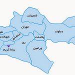 امروز برای نخستین بار کل استان تهران در دوران کرونا، قرمز شد