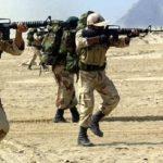 یک تیم تروریستی در سیستان و بلوچستان منهدم شد