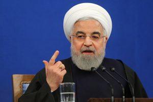 سیگنال مهم روحانی به اعضای برجام /قصد جنگ و تنش نداریم