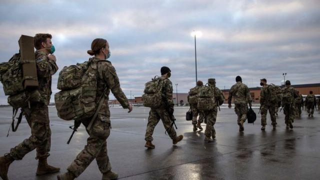 دولت افغانستان ممکن است ۶ ماه پس از خروج نظامی آمریکا سقوط کند