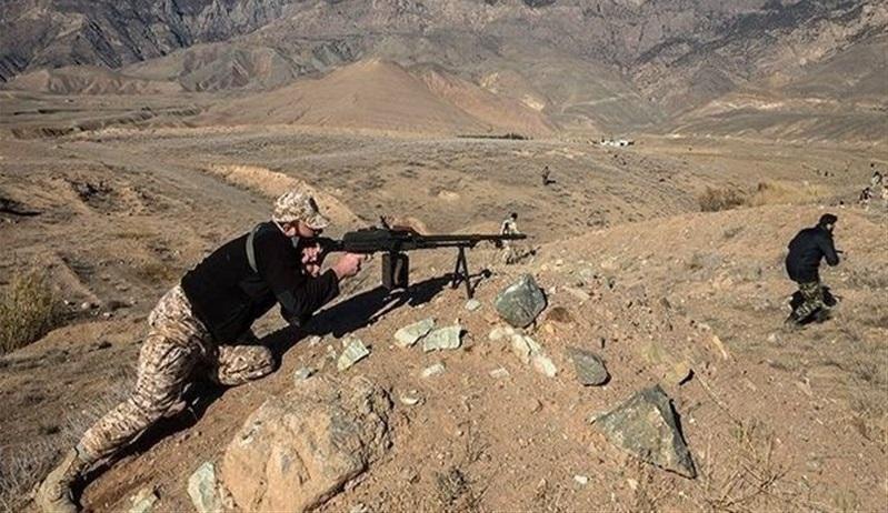 انهدام یک  تیم تروریستی در منطقه بوکان آذربایجان غربی