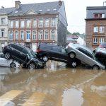 افزایش تلفات سیل در آلمان به بیش از ۱۶۰ کشته